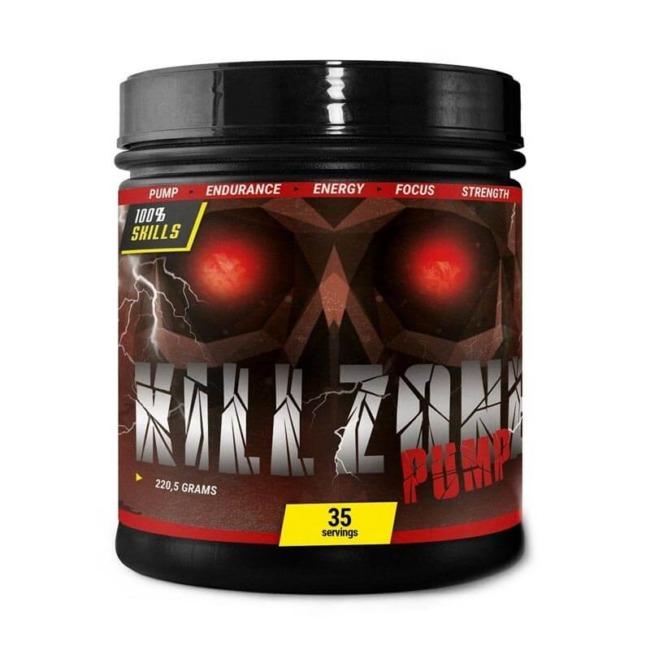 100% Skills Kill Zone Pump