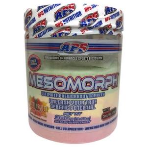 Booster Mesomorph APS DMAA