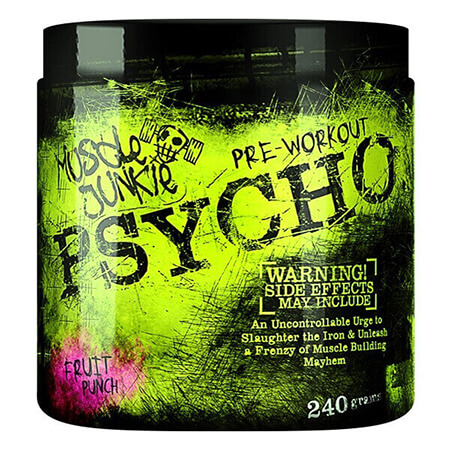 Psycho MUSCLE JUNKIE Pre Workout, Psycho MUSCLE JUNKIE Pre Workout - MUSCLE JUNKIE Psycho Pre Workout with DMAA, Psycho MUSCLE JUNKIE, Psycho Trainingsbooster, Psycho Trainings booster, Psycho booster, muscle junkie booster, psycho workout, booster psycho, Psycho MUSCLEJUNKIE. Psycho Booster for sale. Buy Muscle Junkie Psycho. Booster Psycho for sale!