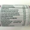 Cloma Pharma Methyldrene 25 Elite Ephedra - Supplement Facts