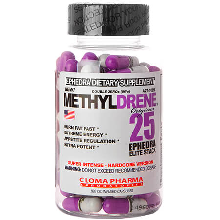 Cloma Pharma Methyldrene 25 Elite Ephedra kaufen