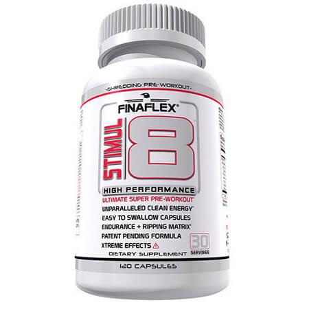 Stimul8 FINAFLEX Pre Workout Tabs