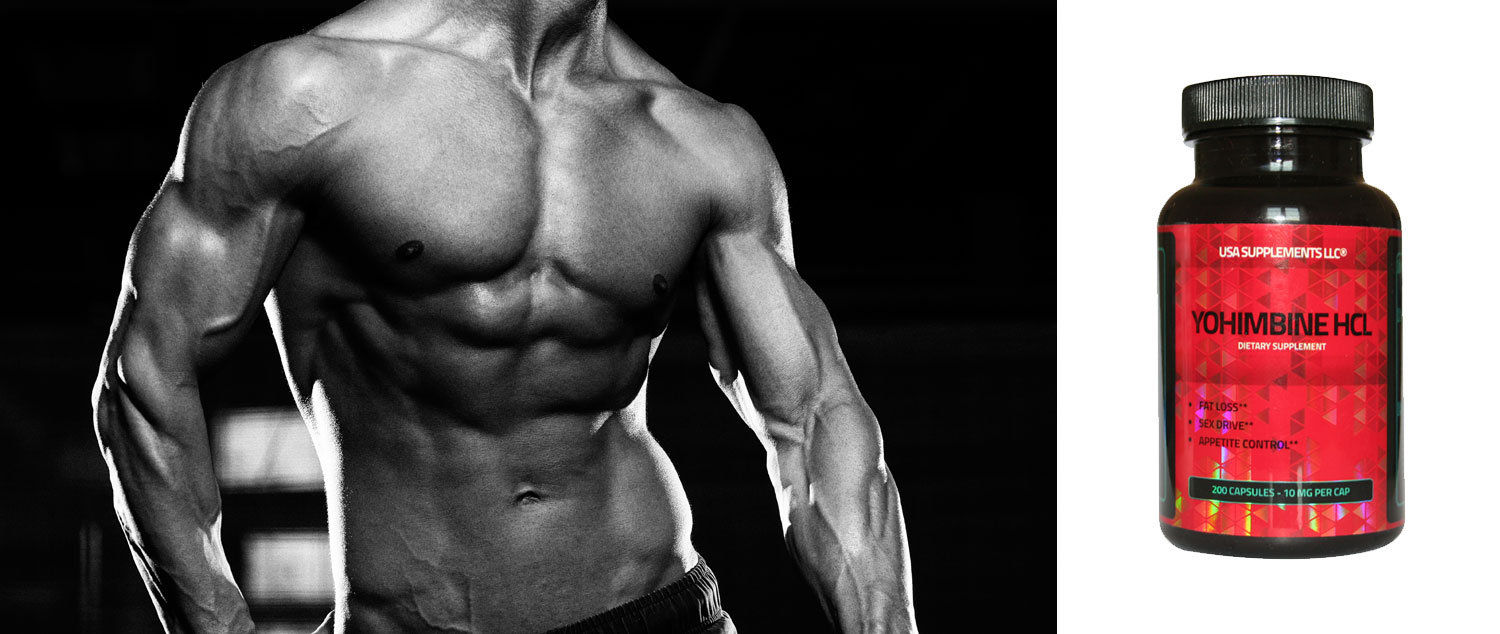 Buy Yohimbine Hcl at fatburners.at and get shredded