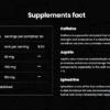 T5 Zion Labs Black Edition Inhaltsstoffe : Facts