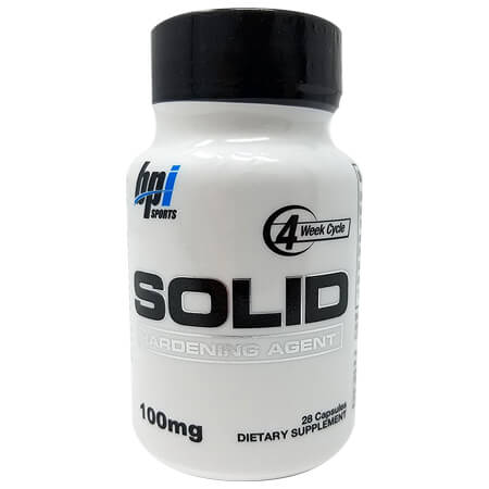 BPI Sports SOLID Testo Booster