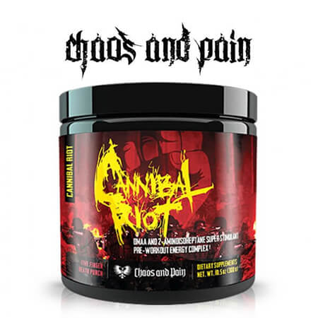 Chaos and Pain Cannibal Riot DMHA, Chaos and Pain Cannibal Riot DMHA, cannibal riot, chaos and pain, chaos & pain booster