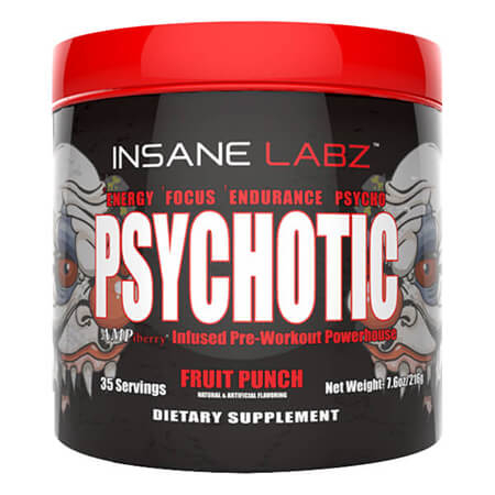 Psychotic Insane Labz Fruit Punch