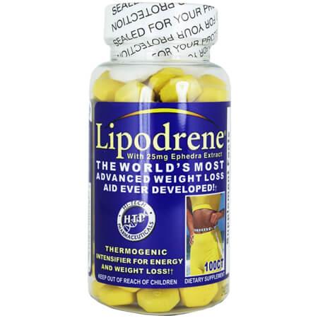 Lipodrene Hi Tech Pharmaceuticals Fatburner, Lipodrene 25 EPH kaufen