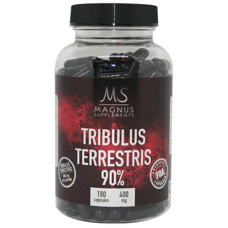 Tribulus Terrestris Magnus Supplements 400 mg, Magnus Supplements Tribulus Terrestris