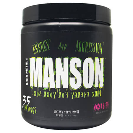Manson Dark Mental Insane Labz
