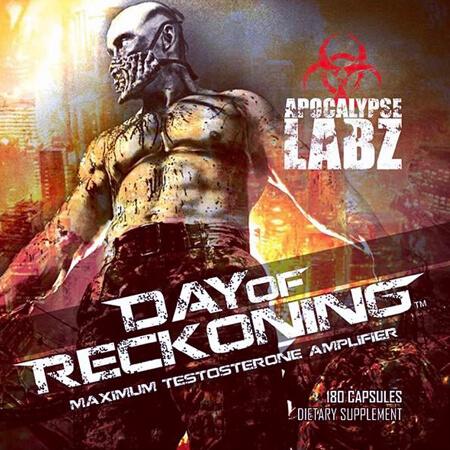 Day of Reckoning Apocalypse Labz Testo Booster kaufen > Testo Booster