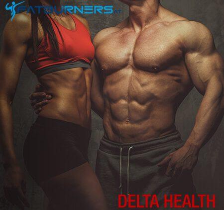 Delta Health Bullet > Fatburner ECA kaufen