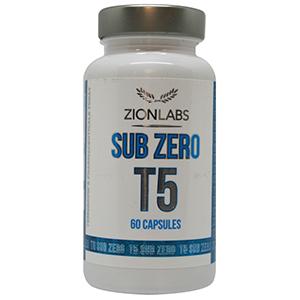 Zion Labs Sub Zero T5 ECA Stack, Zion Labs Zero, T5 ECA, T5 Eca stack, T5 kaufen, T5 bestellen, T5 Zion Fatburner