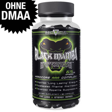 Black Mamba Innovative Labs ohne DMAA
