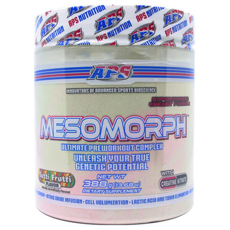 Mesomorph Booster APS DMHA Version 3 Tutti Frutti