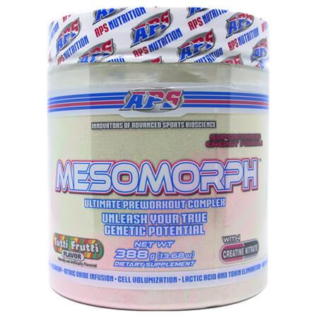 Mesomorph Booster APS DMHA Version 3 Tutti Frutti