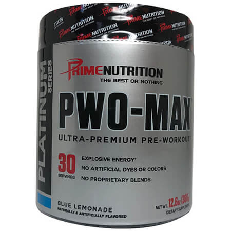 Pwo Max DMAA DMAE Primenutrition - buy DMAA Hardcore Booster. DMAA (1.3 dimethylamylamine) 75 mg and 500 mg DMAE u.v.m. Pwo Max DMAA DMAE Primenutrition Hardcore Training Booster is one of the strongest pre workout booster on the market! Buy & order Pwo Max DMAA DMAE Primenutrition online now!
