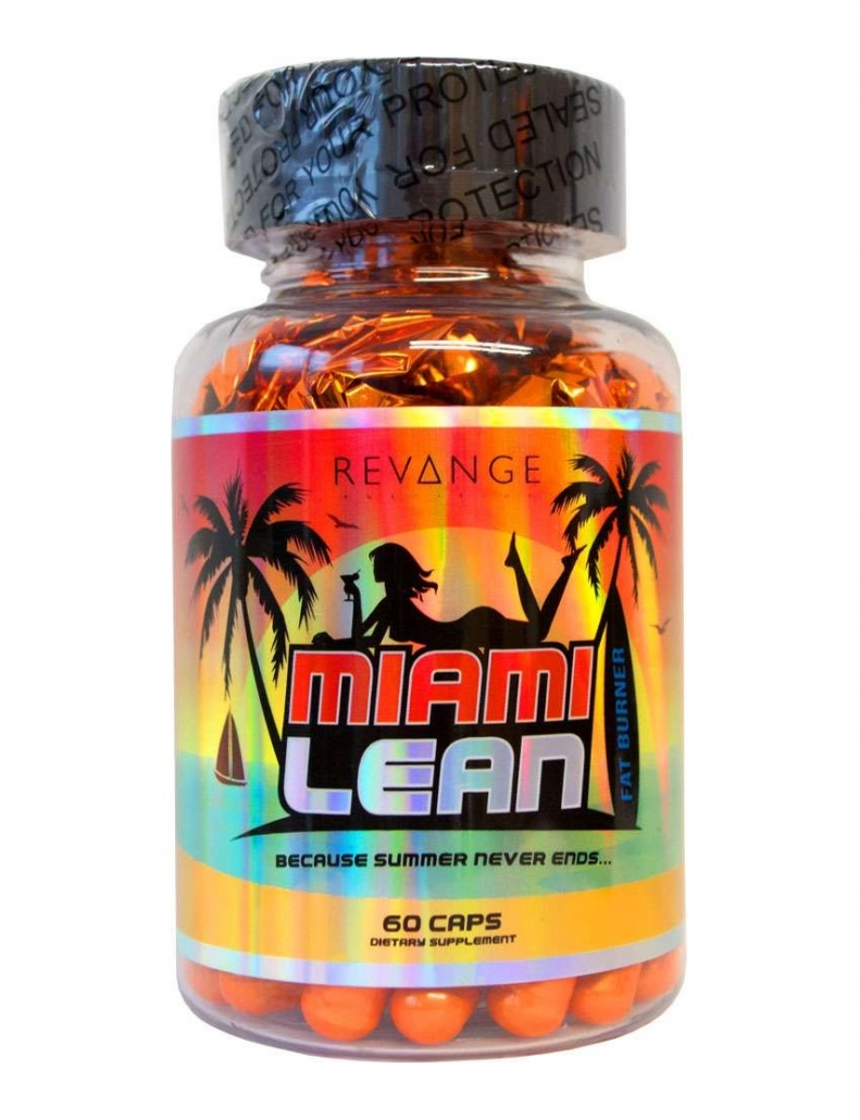 Revange Nutrition Miami Lean Old Formular