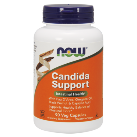 Candida Support NOW Foods Kapseln
