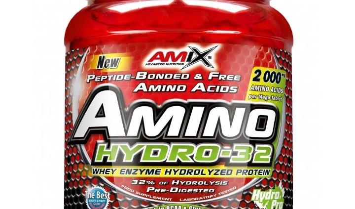 Amino Hydro 32 Whey Enzyme Hydrolyzed Protein