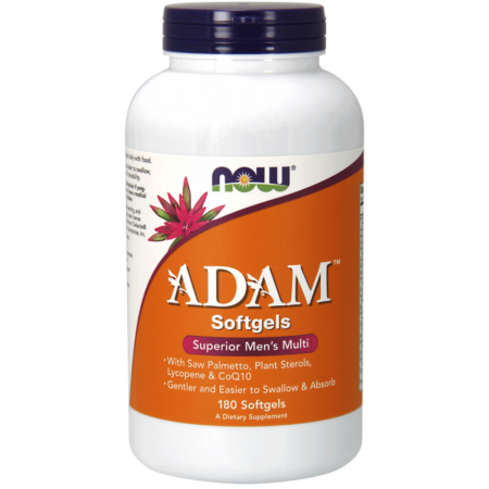 Adam Multi-Vitamin für Herren NOW Foods 180 Softgels