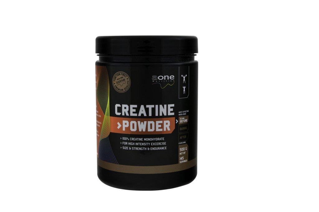 aone creatine powder