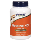 Betaine HCl Verdauung NOW Foods 120 Kapseln