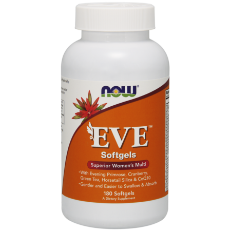 Eve Multi-Vitamin für Frauen NOW Foods 180 Softgels