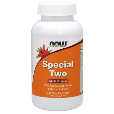 Special Two Multi-Vitamine Tabletten NOW Foods 180 Tabs