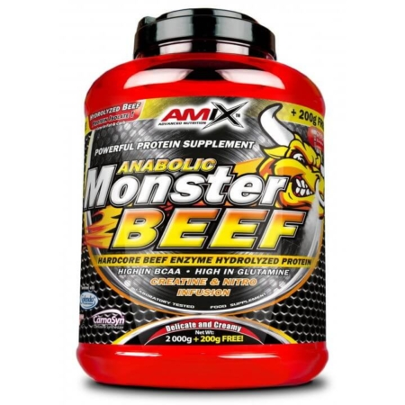 Anabolic Monster BEEF Protein AMIX