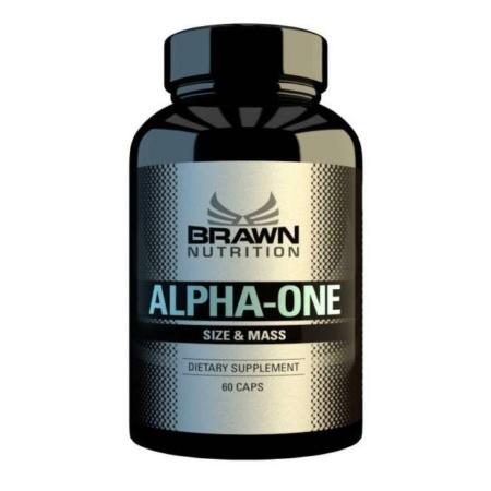 Brawn Nutrition Alpha-one / Alpha-1 / M1T (Methyl-1-Testosteron)