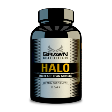 Brawn Nutrition Halo (Halodrol) Prohormone / Extreme Muscle Builder / 60 Caps