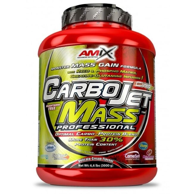 CarboJet Mass Professional - Carbo-Protein Blend