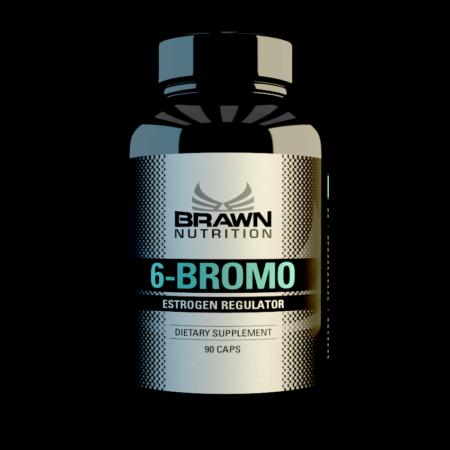 Brawn Nutrition 6-Bromo Anti-Östrogen / Östrogenblocker