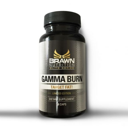 Brawn Nutrition GAMMA Burn Fatburner