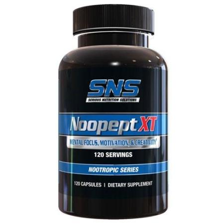 SNS Noopept-XT Konzentration Booster Nootropic