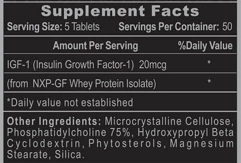 Pro IGF-1 Hi-Tech Pharma   Fatburners.at