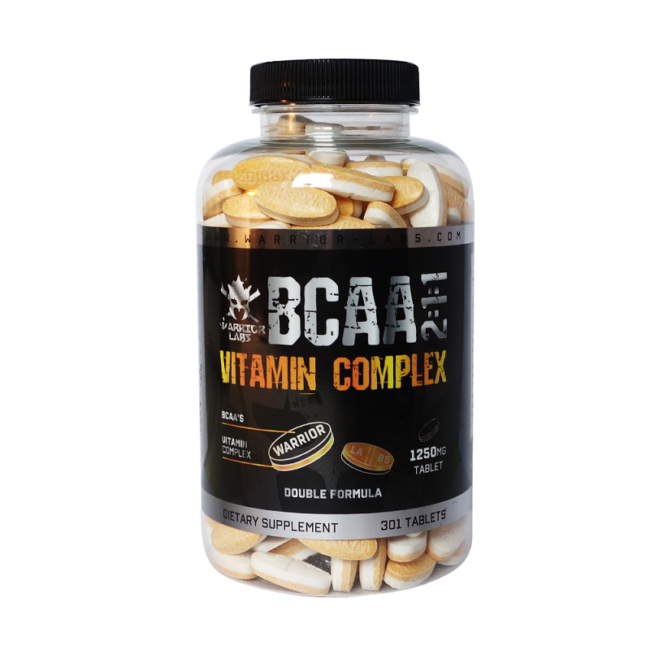 BCAA 2-1-1 Vitamin Complex
