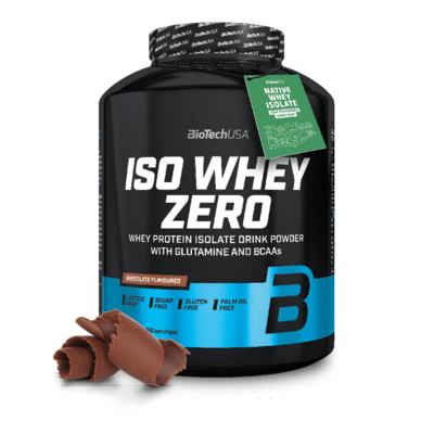 BioTech USA Iso Whey Zero 2270g NEW