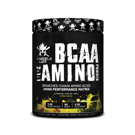 Warrior Labs BCAA AMINO 2-1-1