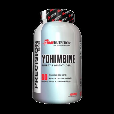 Prime Nutrition Yohimbine