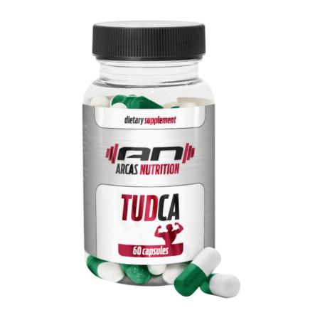 TUDCA von ARCAS Nutrition zur On Cycle Therapy während einer Prohormon oder Steroide Kur. Der optimale Leberschutz.
