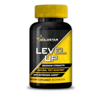 GoldStar Nutrition Level Up Testobooster