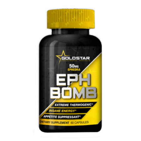 Goldstar EPH Bomb DMAA