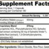 Goldstar EPH Bomb DMAA Inhaltsstoffe Facts