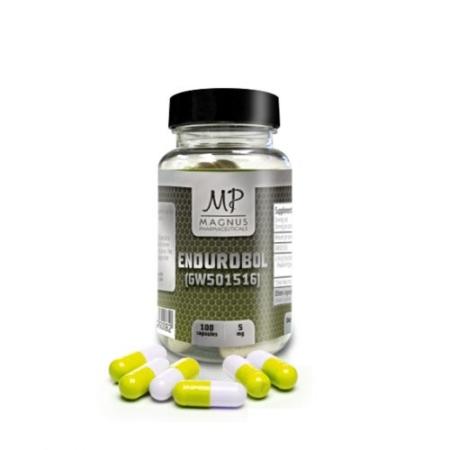 Magnus Pharmaceuticals ENDUROBOL (GW 501516)
