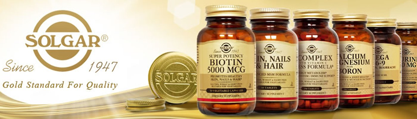 Nahrungsergänzungsmittel von SOLGAR