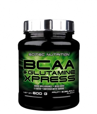 Scitec Nutrition BCAA + Glutamine XPRESS new