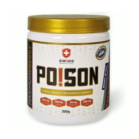 Swiss Pharmaceuticals Poison DMAA Booster