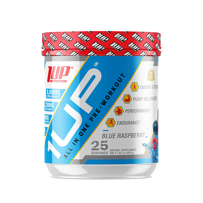 1Up Nutrition 1UP all in one Pre-Workout 25